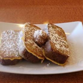 French Toast Breakfast Meal